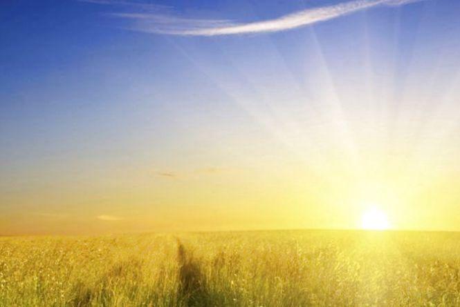 У Житомирі сонячно
