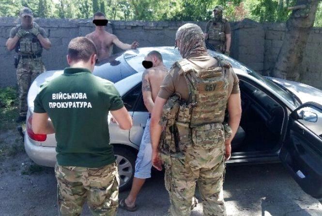 Затримали чоловіка, який продавав боєприпаси із зони АТО