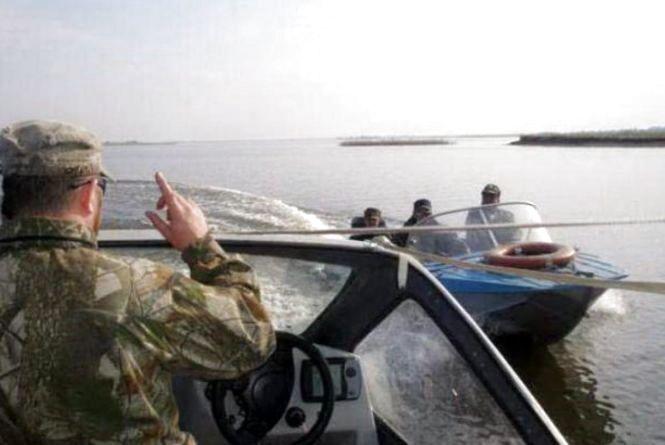 За півроку ефективність роботи рибпатруля в Україні зросла у 8 разів