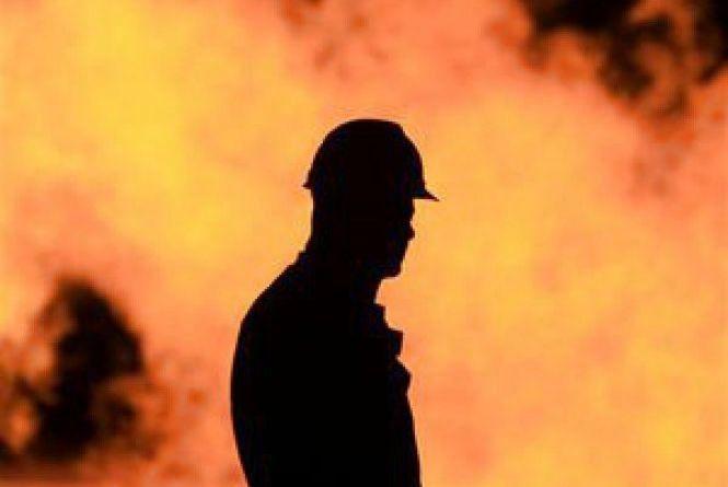 У Радомишльському районі під час пожежі врятували двох чоловіків