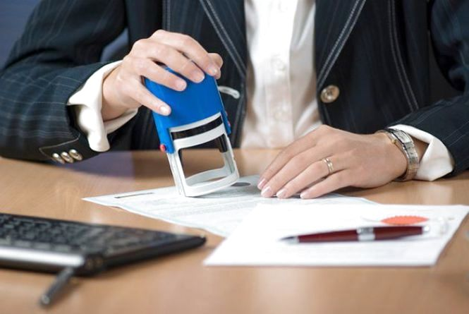 Обов'язкове використання печаток суб'єктами господарювання скасовано