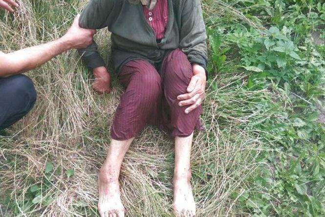 Житомирські патрульні розшукали літню жінку, яка вважалася безвісти зниклою