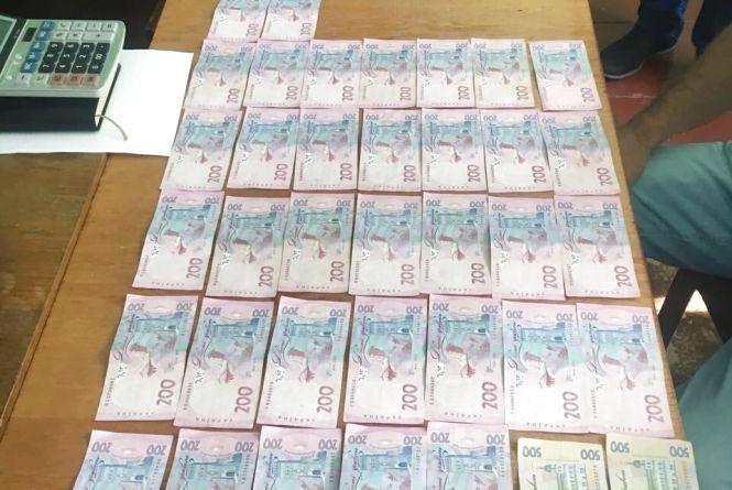 У Ружинському районі на хабарі у 8 тисяч гривень затримали голову сільської ради