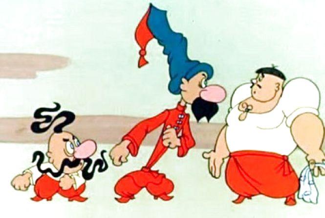 Нові серії легендарного мультфільму: «Як козаки медицину випробовували»