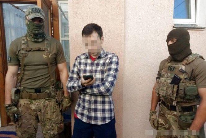 Житомирському журналісту-блогеру, який писав антиукраїнські матеріали, оголосили про підозру у державній зраді