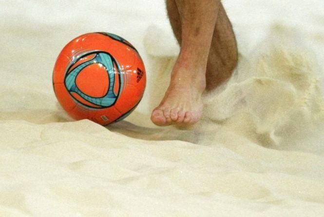Стали відомі фіналісти Чемпіонату Житомирщини з пляжного футболу