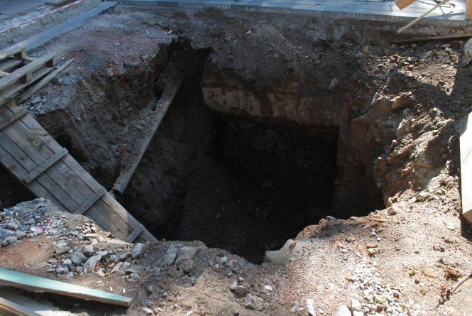 Підземелля на Великій  Бердичівській планують відкрити до Дня міста