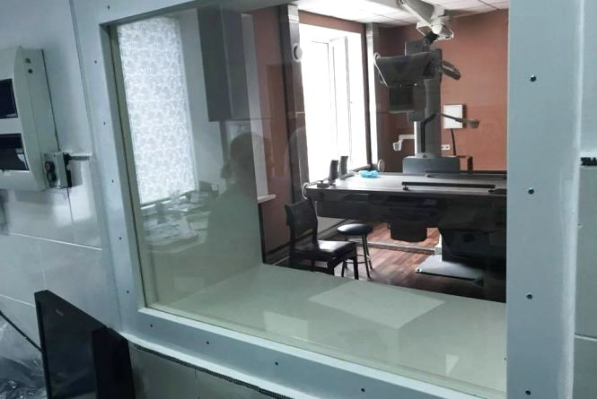 У житомирській ЦМЛ №2 встановили новий рентгенівській апарат
