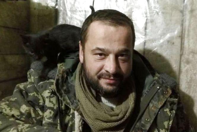 Завтра у Житомирі попрощаються з загиблим Героєм АТО Сергієм Шмиріним