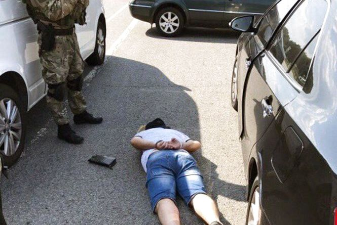 """На Житомирщині """"полюють"""" на нелегальних мігрантів"""