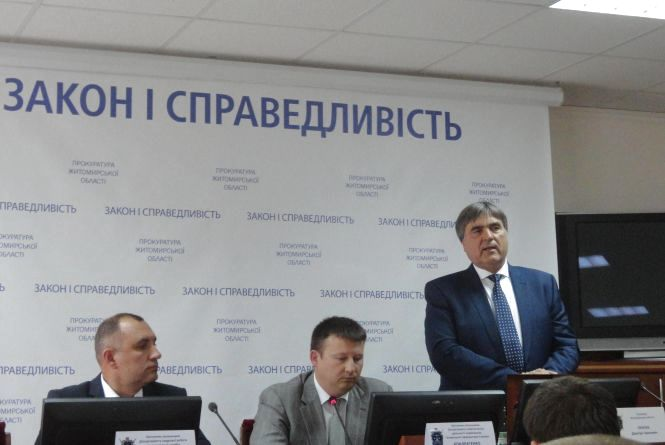 Новий-старий прокурор Житомирщини