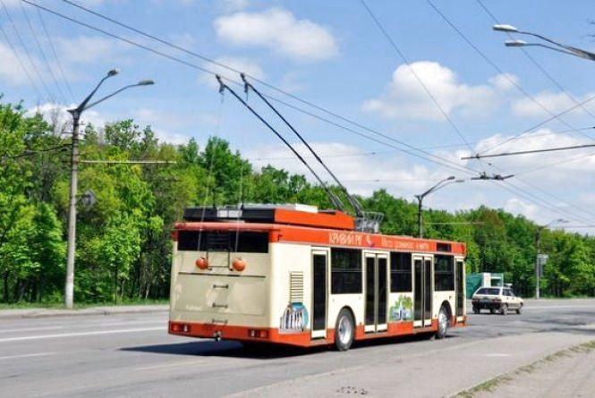Из Кривого Рога в Житомир отправится гибридный троллейбус