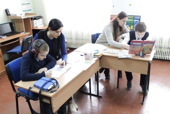 На Житомирщині з'являться центри для дітей з особливими освітніми проблемами