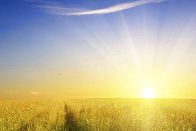 Останній день літа буде прохолодним і сонячним