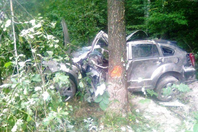 Рятувальники деблокували травмованого водія з понівеченого автомобіля
