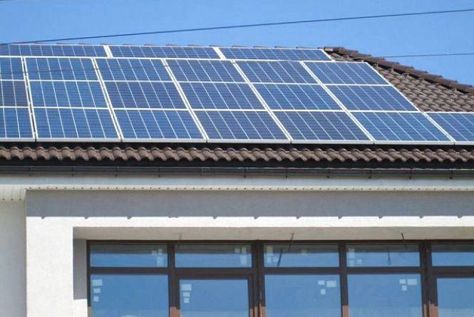 Встанови сонячну електростанцію та отримай компенсацію з обласного бюджету