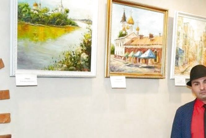 До Дня міста відкриється виставка вірменського художника Артура Хачатряна