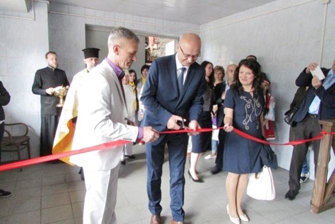 У Житомирі Посол Чехії відкрив виставку «Ремесла чехів на Волині»