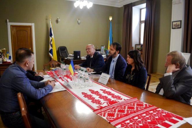 Одне з міст Чехії стане побратимом Житомира