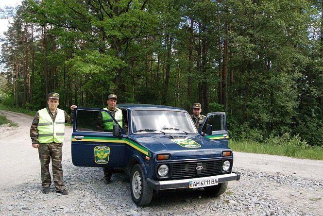 Лісова охорона Житомирщини провела рейд: результати