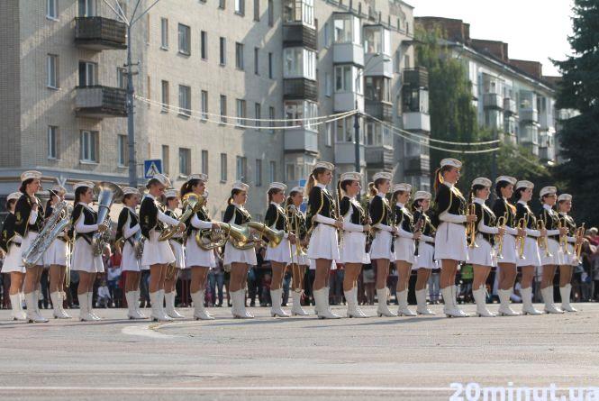 Як у Житомирі відзначили День міста. Фоторепортаж