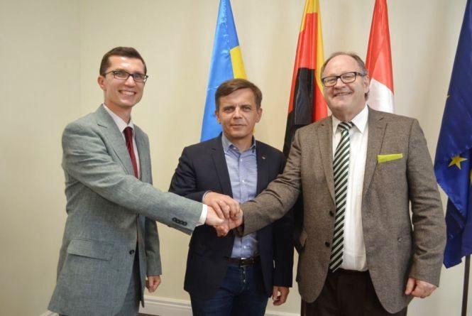 У Житомирі пройшов Другий форум інтегрованого розвитку міста