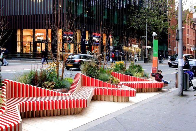 Житомир європейський: на вулицях міста планують встановити дизайнерські парклети