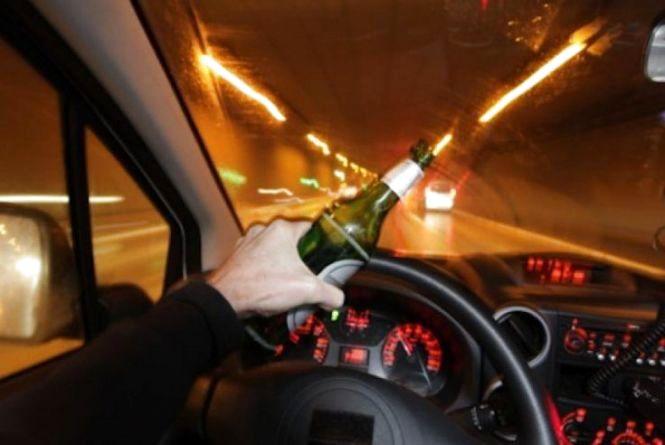 У Житомирі за добу затримали 5 нетверезих водіїв