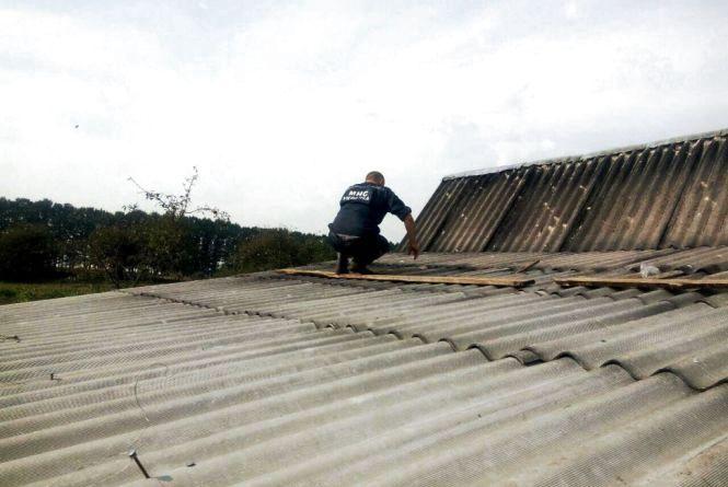 У Бердичеві кількість збитків, нанесених негодою, перевищує 6 млн грн