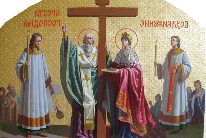 Сьогодні - Воздвиження Хреста Господнього