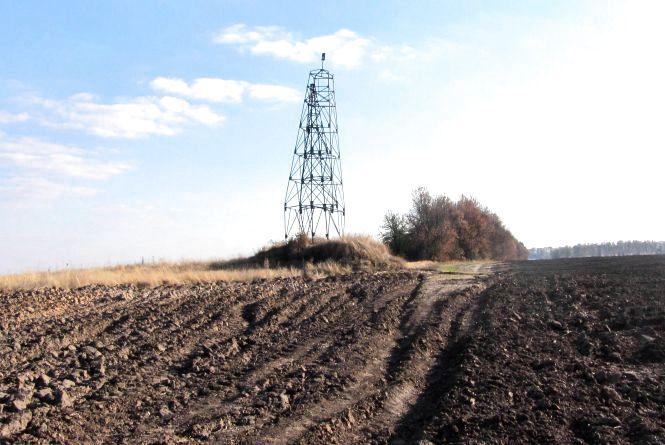 Землевпорядники обстежили пункти Державної геодезичної мережі на території Житомирщини