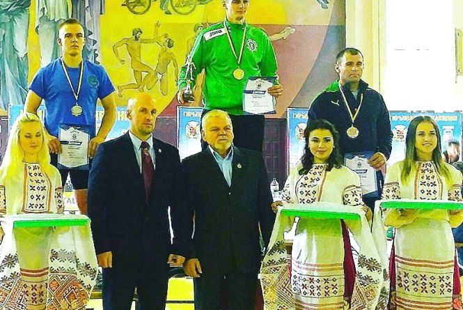 Так тримати:  житомирський студент здобув срібло на Чемпіонаті України з гирьового спорту