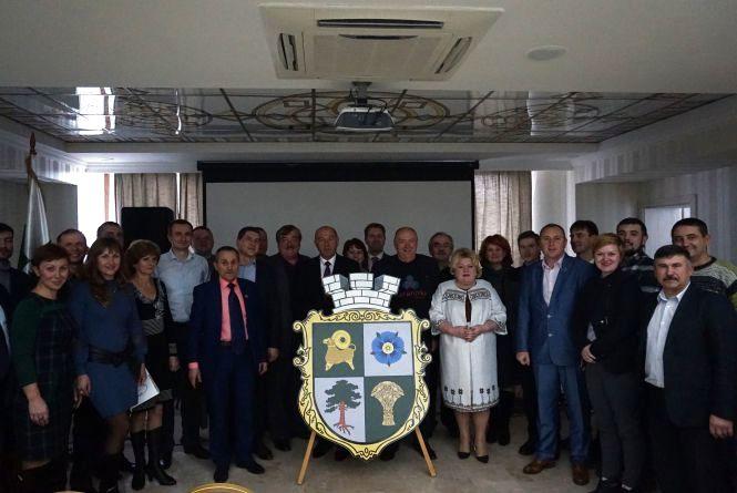 Баранівська ОТГ презентувала свою Стратегію розвитку