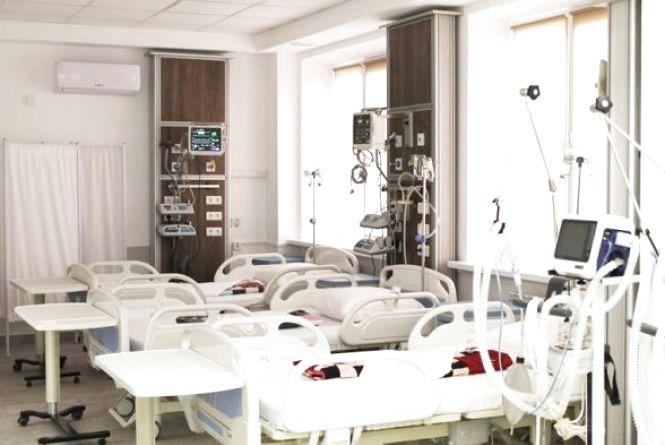 Реперфузійний центр прийняв більше сотні пацієнтів за місяць роботи