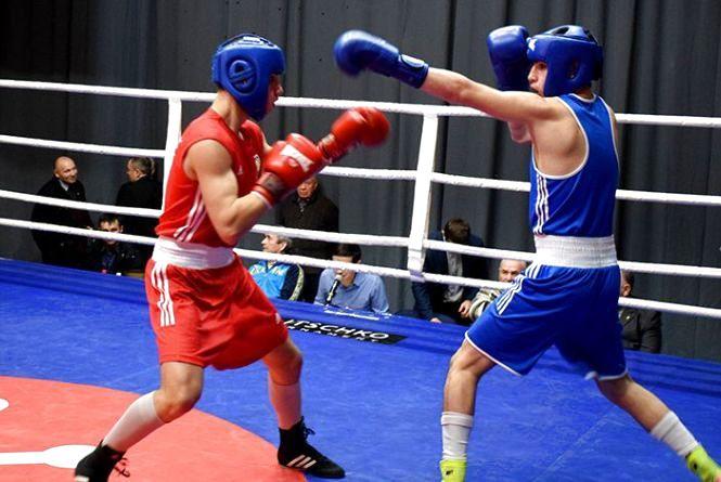 У Бердичеві пройшла X матчева зустріч з боксу між збірними Київської та Житомирської областей