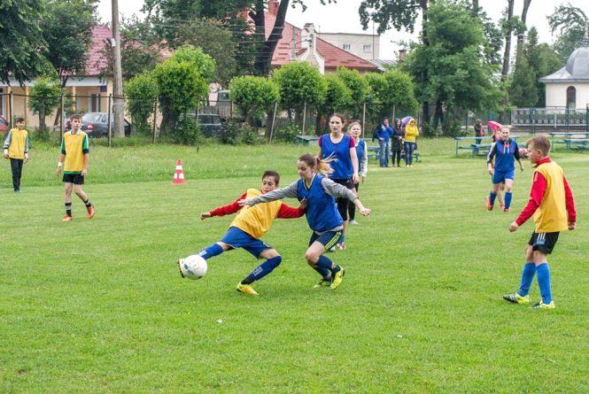 Вперше у Житомирі батл між двома футбольними школами