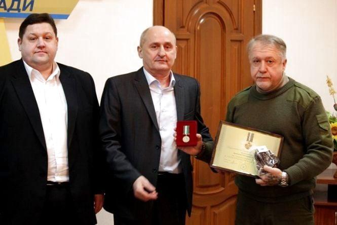 У Житомирі відзначили волонтерів