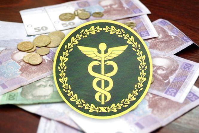 З початку року платники Житомирщини поповнили бюджет країни майже на 265 млн грн військового збору
