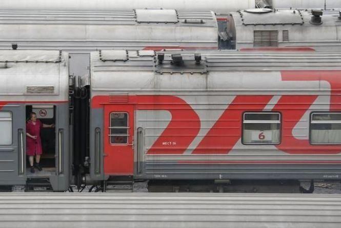 Росія перевела всі поїзди на південь в обхід України