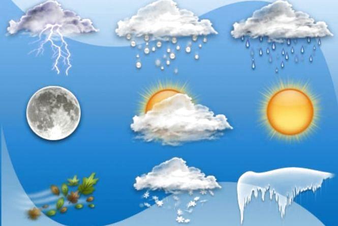 Сьогодні у Житомирі хмарно
