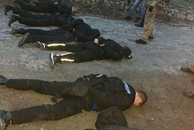 Житомирські правоохоронці викрили цілу банду зловмисників у Запоріжжі