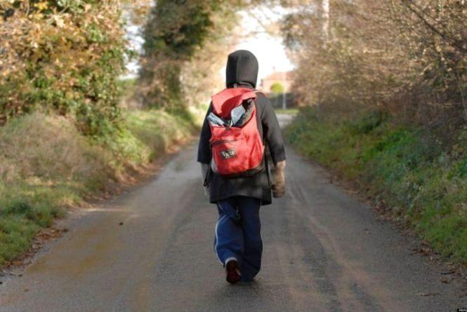 Поліція розшукала чотирьох юних мандрівників