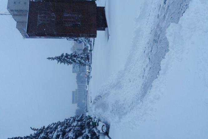 Сьогодні у Житомирі сніг, а завтра очікуємо справжніх морозів