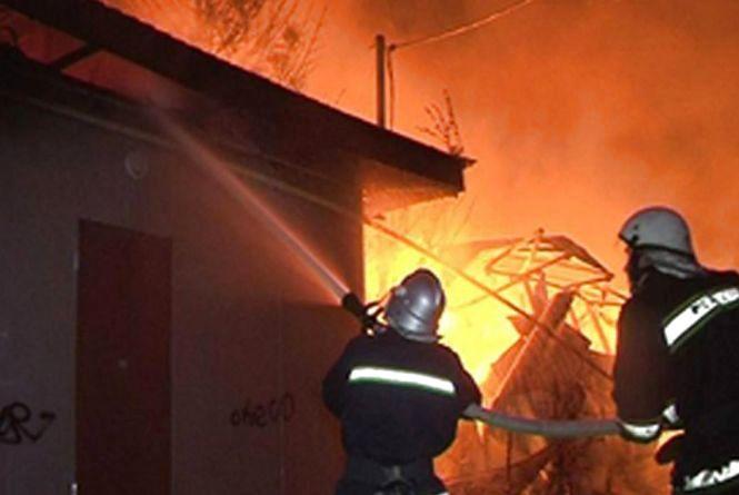 Вогнеборці загасили оселю 79-річної жінки