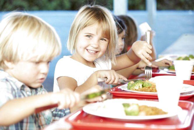 Революція у харчуванні дошкільнят Житомира