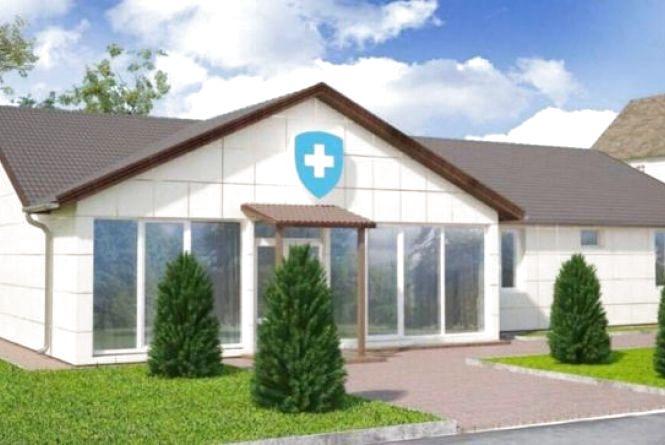 У селах на Житомирщині побудують 54 амбулаторії нового зразка