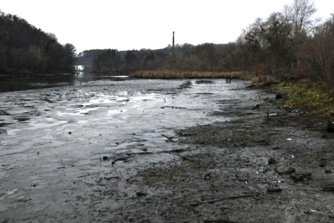Что вызвало экологическую катастрофу на реке Тетерев? Видео