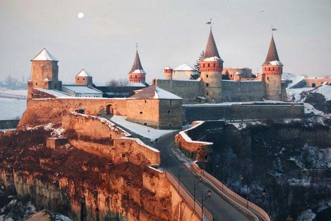 5 місць для зимової відпустки в Україні