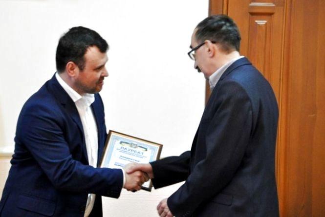 У Житомирі відзначили лауреатів обласної краєзнавчої премії