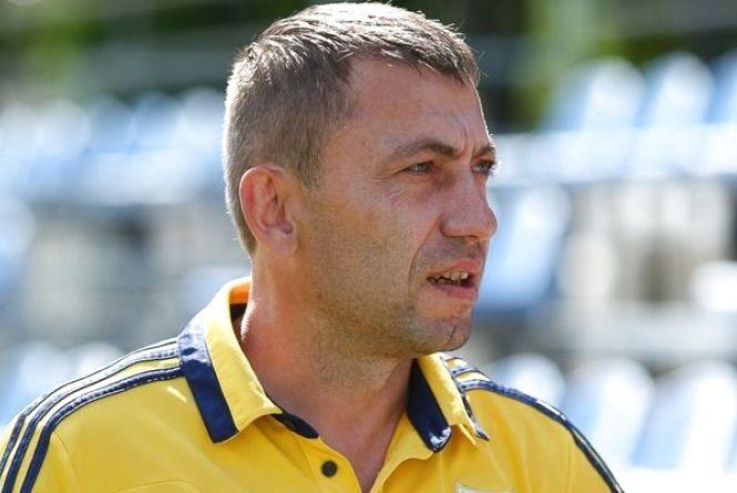 У Житомирі представили нового тренера ФК «Полісся»